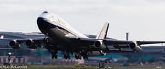 G-BYGC British Airways Boeing 747-436 (Niall McCormick) Tags: dublin airport eidw aircraft airliner dub aviation gbygc british airways boeing 747436 b744 jumbo jet boac retro