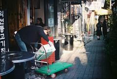 000034 (Crispin Sta. Ines) Tags: portra film camera street seoul korea south canon ae1 is dead lomography