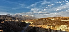 Active or not? (jeroenknol81) Tags: nikon peru 2018 1424mm outside nature mountainside berg mountain travel reizen sacredvalley 1424 vulkaan vulcano nikkor