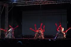 Pole Show LA 'RISE' Performance at Avalon Hollywood: Lap Dance (Billy Bennight) Tags: artentertainmentandculture avalonhollywood bespun bethanyfinlayandfontainebradburyofaustralia carlychild carmineblack charleewagner hollywood jeddajordan poledance poledancing poleshowla rise contortion heels hoop pole