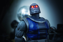 Darkseid of Apokolips (misterperturbed) Tags: dccomics darkseid godzilla jackkirby justiceleague mezco mezcoone12collective one12collective shmonsterarts