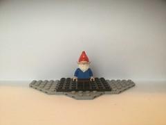 Lego Custom: Noggin Clontith (Wilson, Wilson, & Wilkins) Tags: lego custom legocustom nogginclontith nogginthegnome noggin clontith gnome gnomed youvebeengnomed gnoblin gnelf meme memes funny comedy uk british britain