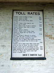 Toll Rates LaVale Toll House (George Neat) Tags: lavale tollhouse toll house national road pike route 40 allegany county md maryland buildings structures old historical history outside georgeneat patriotportraits neatroadtrips