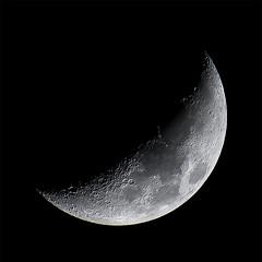 Moon 2019-03-12 (nicklucas2) Tags: astrophotography moon moon2019 moonmar2019