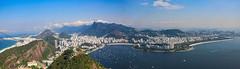 Rio de Janeiro (gorgozepp) Tags: riodejaneiro rio brazil panorama landscape mountains see boats travel