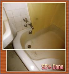 92 Percent (chrstphre) Tags: tiles bathroom shower xay spofford spokane washington repair fix