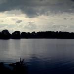 Sonne & Wolken über dem See - 11. August 2006 - Schleswig-Holstein - Deutschland thumbnail