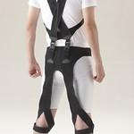 腰部サポートウェアの写真