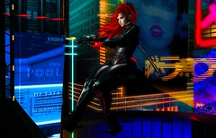 Leap of faith (Jeny Olivieri) Tags: cyberpunk mermaid artist battle fashion slink doll single freya nierautomata newyear manga usa alita titanfall angel nude punk asia anime tokyo submission japan selfie rogueone cosplay titanfall2 2019 latex dualipa alitabattleangel barbie london españa battleangel brazil dua pvc comiccon bishbox pink lipa gag cyber belleza black lover edit skirt roleplay slut life heels leather game photoshop whore outfit lesbian amazing sexy secondlife rpg europe second wow uk love girlfriend girl spain pc mac florida