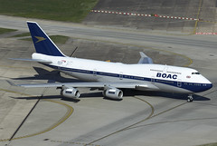 B747 G-BYGC BAW CLOFTING 3D9A9058+FL (Chris Lofting) Tags: boeing b747 gbygc boac heathrow british airways baw retro