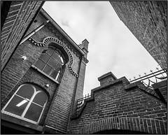 Synagoge Tilburg Binnenplaatsje 108 bnw