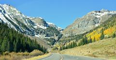Highway 550 in Colorado (M McBey) Tags: highway colorado 550 mountains road roadway usa