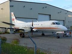 N404XJ Saab 340 Anchorage (ZD703) Tags: n404xj saab saab340 anchorage anchorageinternationalairport penair northwestairlines northwestairlink mesabaairlines