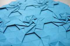 DSCN9189 (Arseni Ko) Tags: origami tesselation paper design geometry symmetry pattern
