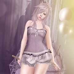 Poison Rouge Airi Shape (Shena Neox) Tags: poisonrouge avatar shape kawaii beauty fashion blog sl shenaneox