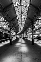 """Platform at Wemyss Bay. <a style=""""margin-left:10px; font-size:0.8em;"""" href=""""http://www.flickr.com/photos/135691072@N02/46666372765/"""" target=""""_blank"""">@flickr</a>"""