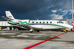 Private_Cessna560XL_G-SIRS_MST_MRT19 (Jonas_Evrard) Tags: aviation airport aircraft airplane airliner spotting spotter photography planespotting plane planes planespotter bizzjet