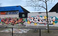 Schuttersveld - Hotus-Ratio (oerendhard1) Tags: streetart urban art graffiti rotterdam oerendhard crooswijk schuttersveld hotus birol ratio