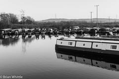 IMGP9352 (Brian H Whittle) Tags: blackwhite leedsliverpoolcanal rufford canal