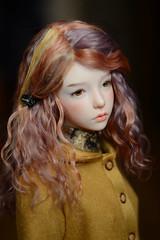 my new girl (Olinka *) Tags: iplehouse sid soo bjd doll dollphoto