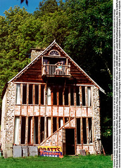 Dolwilym_2 (hoffman) Tags: architecture building cottage countryside diy doityourself holiday house housing idiosyncratic outdoors outside rental rented renting salvage unusual vertical davidhoffman wwwhoffmanphotoscom carmarthen wales uk