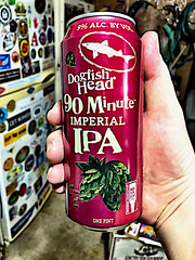 2019 094/365 4/04/2019 THURSDAY - Dogfish Head 90 Minute IPA 16oz can (_BuBBy_) Tags: thirsty thor'sday thor thorsday thursday thurs thr can beer ale pale india imperial iipa ipa minute 90 dfh days 365days 365 94 94365 442019 4042019 04042019