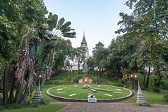 Phnom Penh (petiron) Tags: phnompenh 2014 edificereligieux pagode cambodge kh