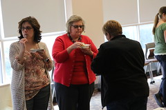 Ice Cream Giving Social (Mount Aloysius College) Tags: giving mountaloysiuscollege mount aloysius college donations donating