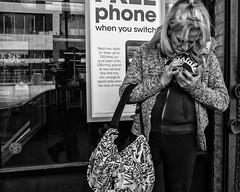 Market Street, 2018 (Alan Barr) Tags: philadelphia 2018 marketstreet marketstreeteast marketeast street sp streetphotography streetphoto blackandwhite bw blackwhite mono monochrome candid city people ricoh gr