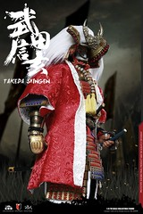 COOMODEL 20181215 CM-SE039 Takeda Shingen 武田信玄 - 03 (Lord Dragon 龍王爺) Tags: 16scale 12inscale onesixthscale actionfigure doll hot toys coomodel samurai
