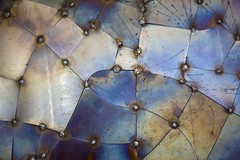Enclosure (Gerard Hermand) Tags: 1902087048 gerardhermand france paris canon eos5dmarkii palaisroyal pierrelouispeny metal art detail soudure welding