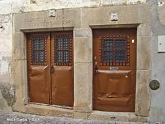 Porta Quinhentista, Castelo Branco (Sofia Barão) Tags: portugal beira baixa castelo branco
