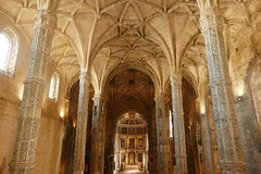 Church (Nick_Leonard) Tags: portugal lisbon lisboa lisbonne church belém belem monastery mosteiro jerónimos manueline portuguese architecture theageofdiscovery ageofdiscovery 2019 travel 16thcentury