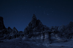 Orion above Teide caldera (Peter Warne-Epping Forest) Tags: orion betelguese tenerife teide peterwarne nightphotography longexposures losroquesgarcia volcano caldera