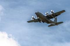 Circuit time [Explore} (XPinger (Chris Sutton)) Tags: airforce rnzaf c130 hercules rotorua topazrestyle