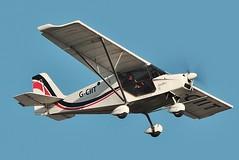 G-CIIT , Best Off Skyranger Swift 912(1) departing  Wellesbourne Mountford (EGBW) (Bob Symes) Tags: gciit bestoff skyranger skyrangerswift