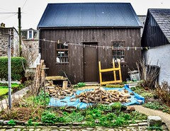 Footdee Fishing Village - Aberdeen Scotland - 2/3/2019 (DanoAberdeen) Tags: shed logcabin fittie footdee abz abdn scotland fishingvillage fishing fish listedbuilding 2019 amateur candid danoaberdeen aberdeenscotland aberdeen