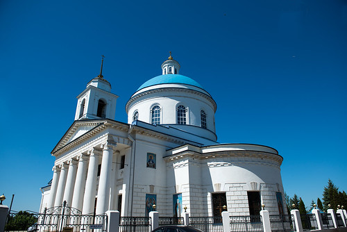 Собор Николая Чудотворца Белого в Серпухове