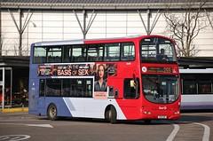 First Glasgow FSU 334 (37202) | Route 255 | Buchanan Bus Station, Glasgow (Strathclyder) Tags: first glasgow firstglasgow volvo b9tl wright eclipse gemini fsu334 fsu 334 37202 buchanan bus station scotland olympiarevised blantyre u1u2 sf07fco sf07 fco dv121
