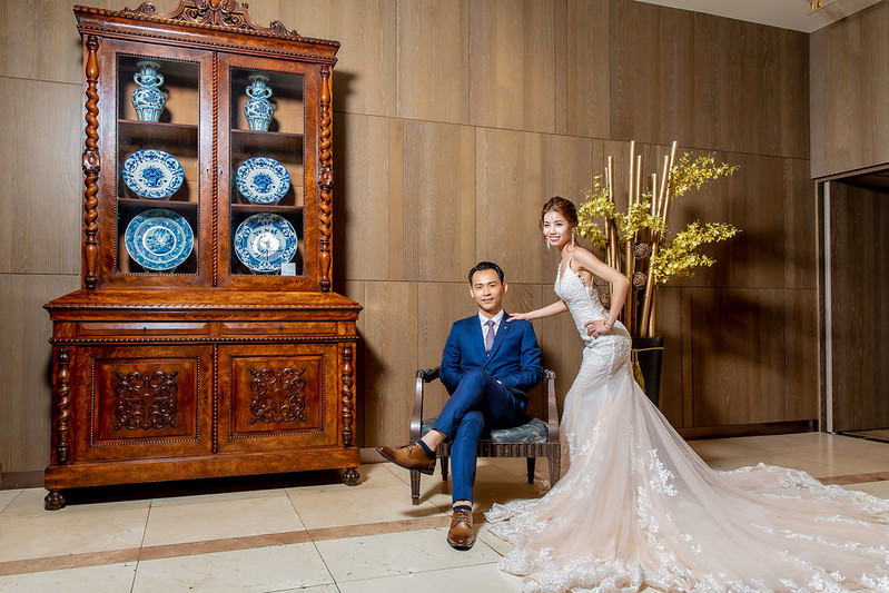 【婚攝】桃園翰品酒店@Eddie&KiKi