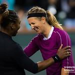Serena Williams, Victoria Azarenka