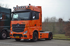 Mercedes Benz Actros MP4 Demo Wensink (Lucas Ensing) Tags: mercedes benz actros mp4 demo wensink