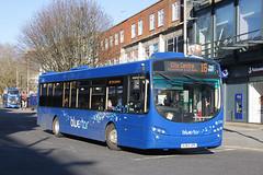 Bluestar 2288 HJ63 JPF (johnmorris13) Tags: bluestar 2288 hj63jpf volvo b7rle wrighteclipse wrightbus bus
