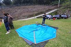 IMG_7373 (諾雅爾菲) Tags: canon6d taiwan 台灣 苗栗 泰安 露營 camping 武嵐露營區 coleman
