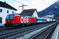 ÖBB 1293 037-8 RoLa, Matrei am Brenner (michaelgoll777) Tags: öbb vectron 1293