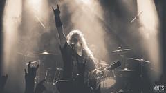 Incantation - live in Kraków 2019 fot. Łukasz MNTS Miętka-30