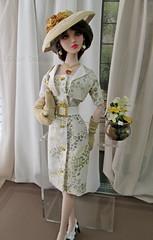 257 - 1 Gene taupe circles IMG_5965 (Bccan Designs) Tags: bccan gene marshall ooak custom handmade designs fashion madra lord