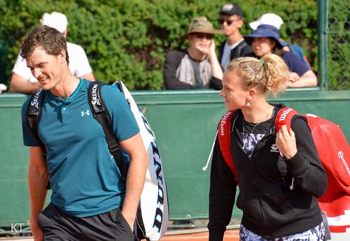 Jamie Murray & Katerina Siniakova