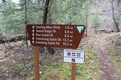 So many options, all straight ahead (rozoneill) Tags: sterling mine ditch trail ruch jacksonville oregon hiking blm little applegate river