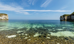 Flamborough (oddlegs) Tags: bridlington england unitedkingdom gb flamborough coast northyorkshire beach northsea